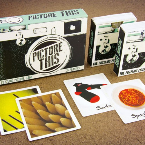 Picture This Card Game